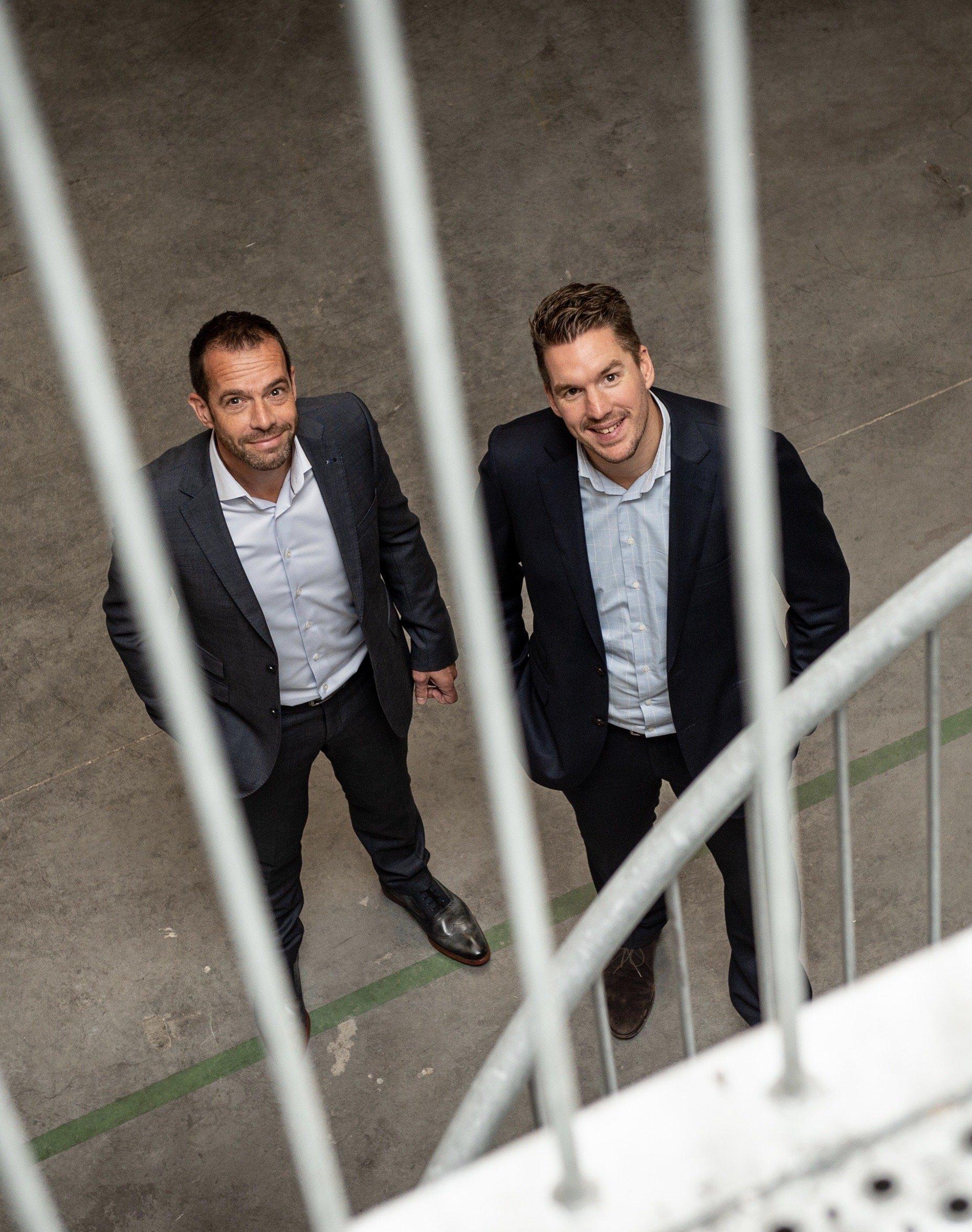 Online MVO Verslag Talen - Emiel Talen en Mark van der Graaf - directie Talen Vastgoedonderhoud